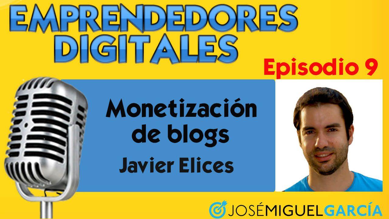 Monetización de blogs