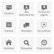 redes sociales Hootsuite