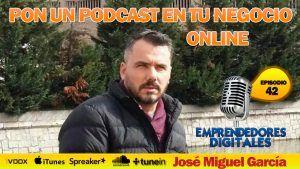 Crear un podcast para tu negocio online