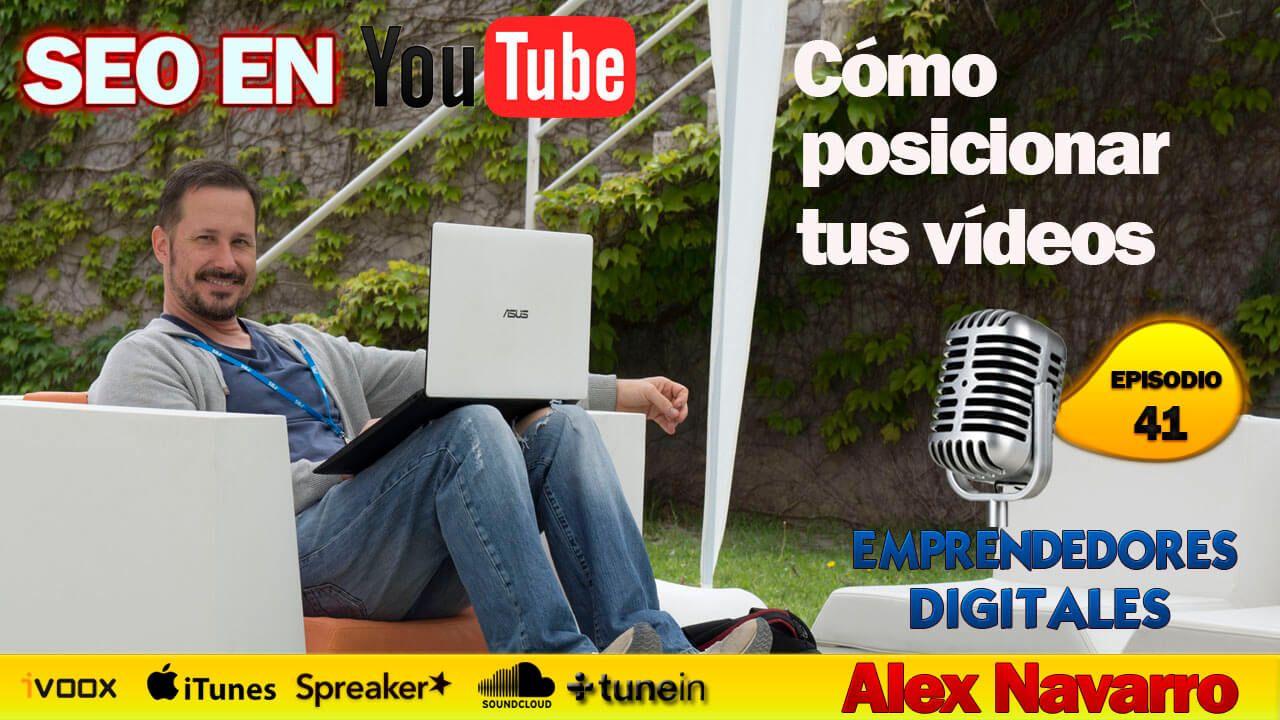 Posicionamiento de vídeos en YouTube