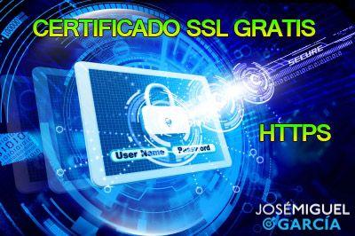 Webempresa certificado SSL gratis