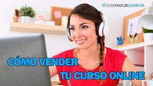 Cómo vender cursos online