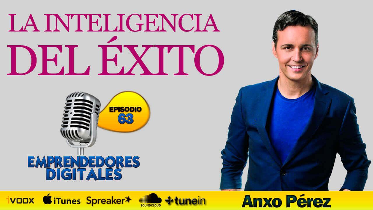 La inteligencia del éxito - Anxo Pérez