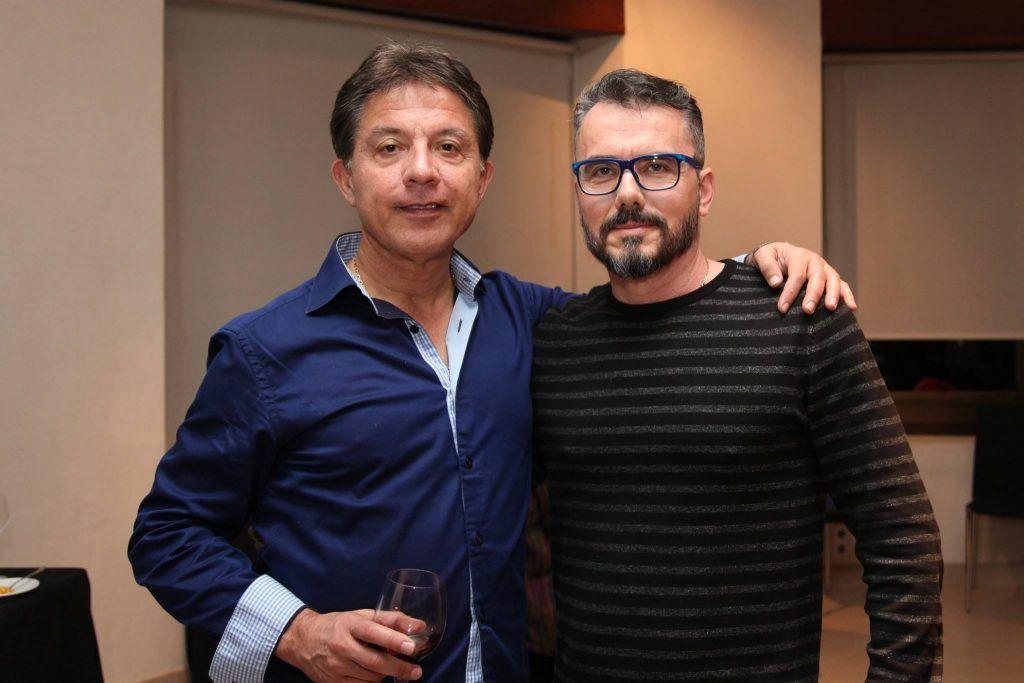 Fernando González y José Miguel García