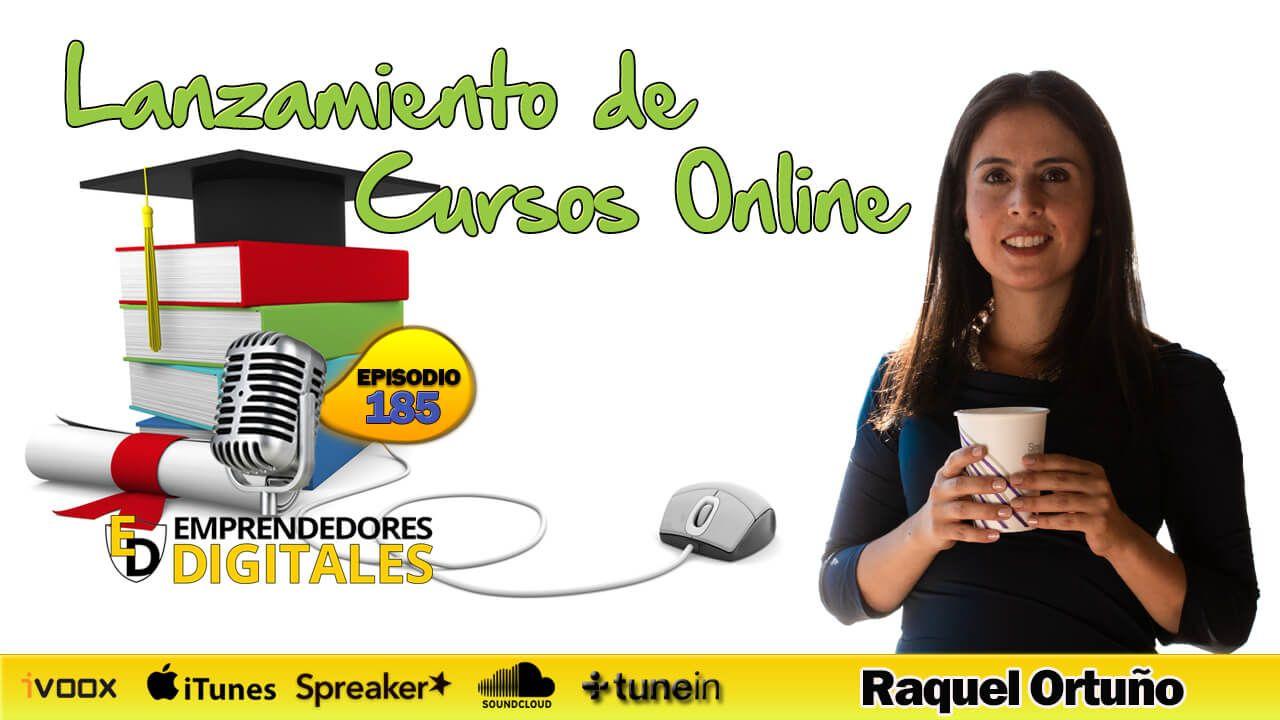 Lanzamientos de cursos Online