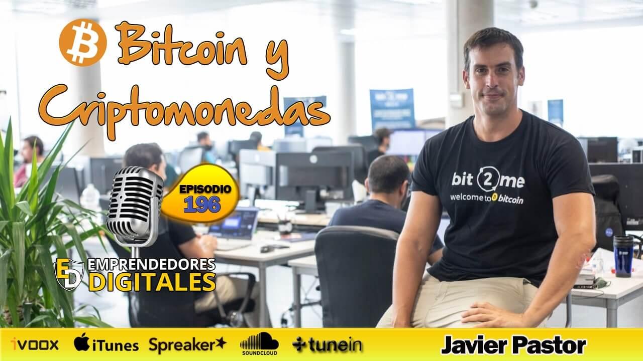 Bitcoin y criptomonedas 2021 - Javier Pastor | Podcast ep. 196
