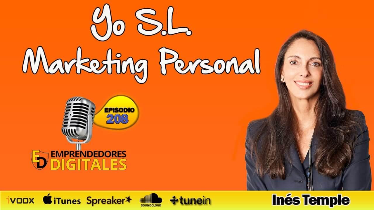 Yo sl - Marketing personal