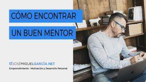 cómo encontrar un mentor