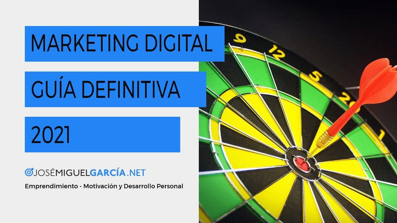 La guía definitiva del Marketing Digital [2021] - ¿Qué es el marketing online?
