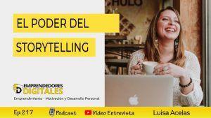 Storytelling - Escribe tu historia de marca
